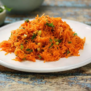 French Carrot Salad.