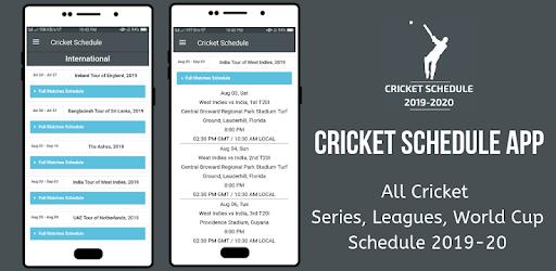 League Worlds 2020 Schedule Cricket Schedule 2019   2020   Apps on Google Play