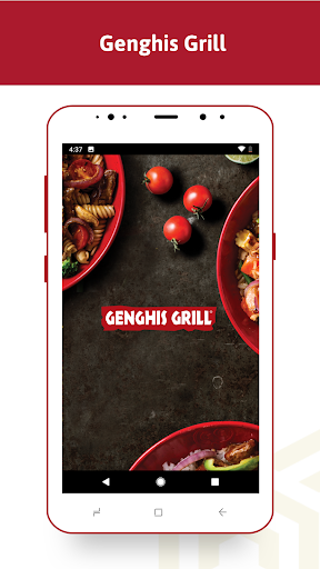 Screenshot for Genghis Grill in United States Play Store