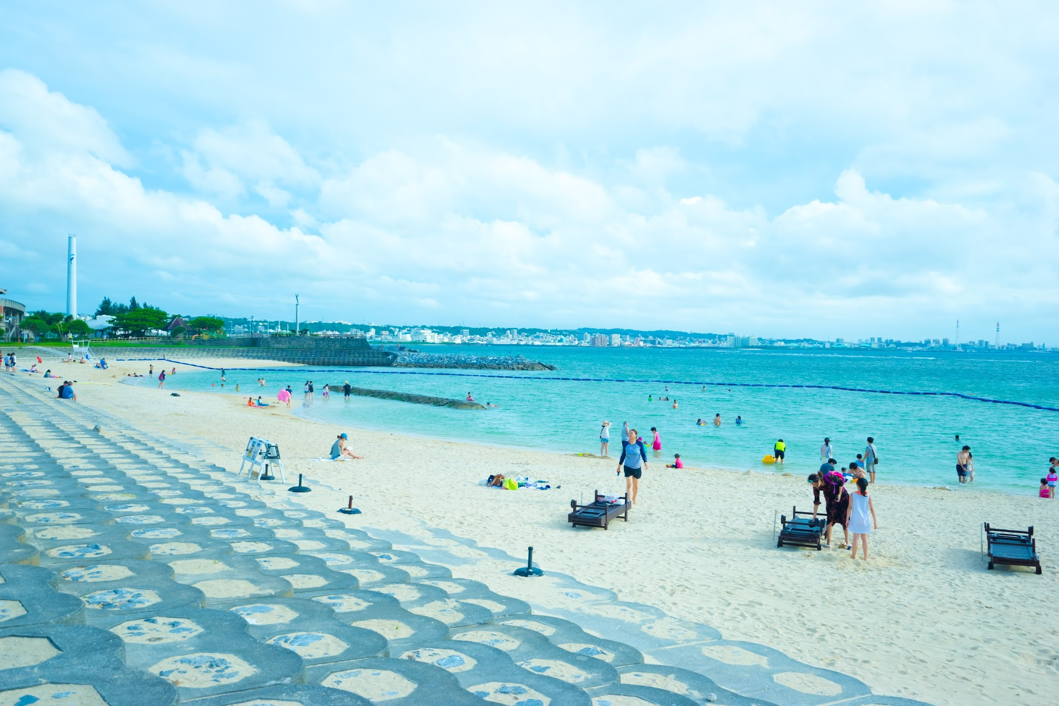 Okinawa American Village Sunset Beach1