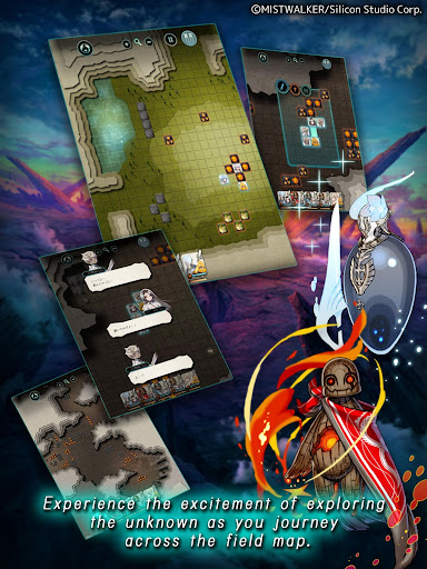 Terra Battle 2 1.0.8 screenshots 8