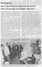 Photo: 2010-05 CO Visite aux meubles Célio avec la section MEBA
