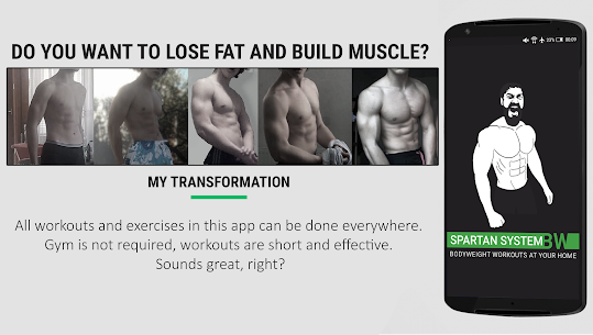 Home Workout MMA Spartan Pro Mod 4.0.3 Apk [Patched] 1