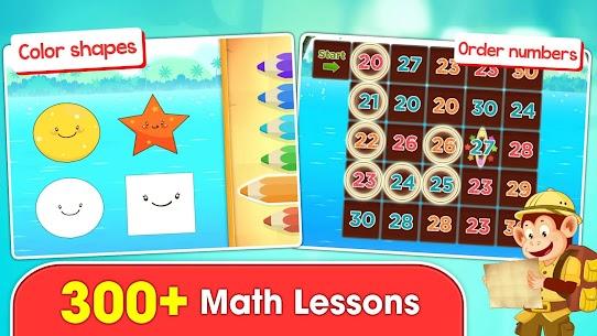 Monkey Math: math games & practice for kids 3