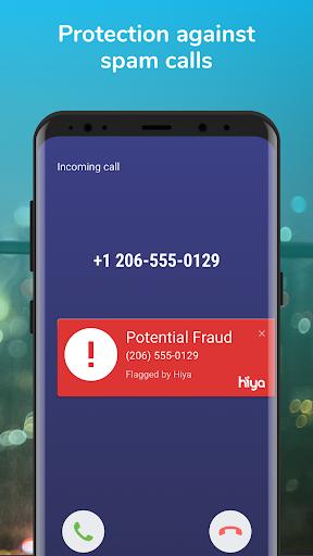 Hiya - Call Blocker, Fraud Detection & Caller ID screenshot 4