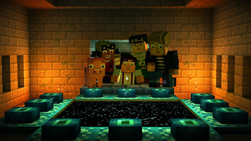 Minecraft: Story Mode  screenshots 4