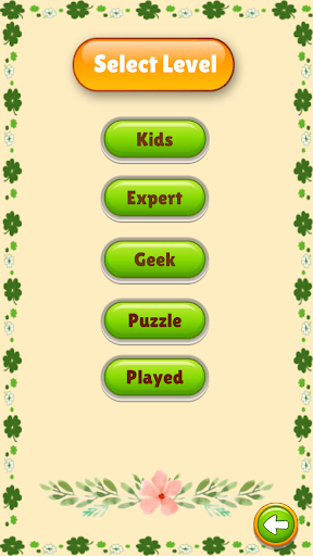 Word Games: Best word search/crossword puzzles screenshots 2