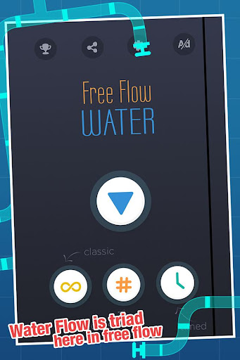 Free Flow Water