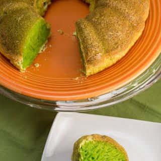 Vietnamese Honeycomb Cake.