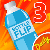 Bottle Flip Challenge 3:Scream