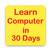 Learn Computer Course (English) in 30 Days