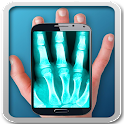 X-Ray trick camera scanner icon