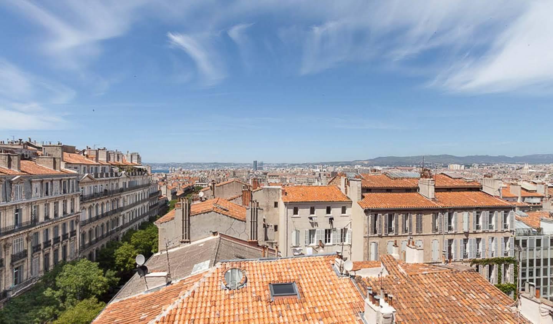 Appartement Marseille 6ème