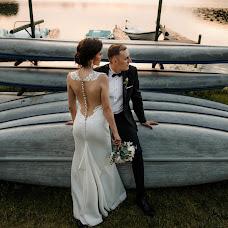 Wedding photographer Damian Dombrowski (damiandombrowsk). Photo of 01.08.2017