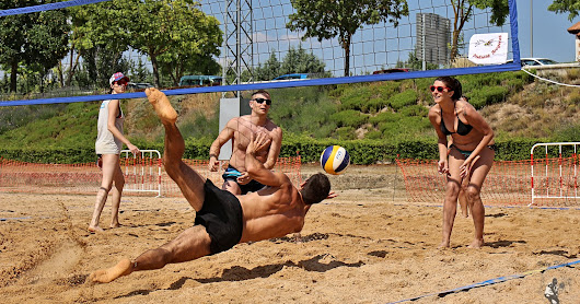 Voley playa Villa de Aranda 2016