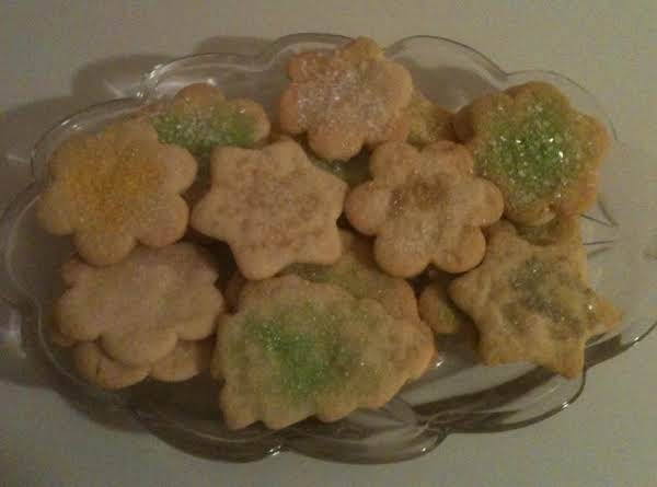 Sugar Cookies Are A Christmas Tradition In Our Family.
