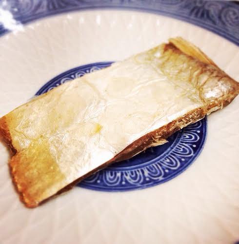 cantonese, chinese, pan fried, salted fish, white herring, recipe, 曹白, 咸魚,