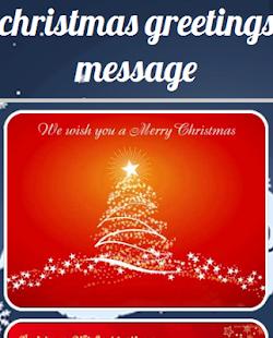 Christmas greetings message apps on google play screenshot image m4hsunfo