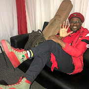 Afro-pop singer Ringo Madlingozi is happy to mix music with politics, via his affiliation to the  EFF.