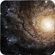 Galactic Core Free Wallpaper