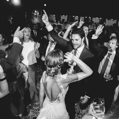 Wedding photographer Andres De la peña (andrescastillo). Photo of 07.02.2018