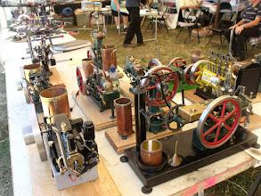 Photo: Superbes mécaniques, toutes fonctionnelles