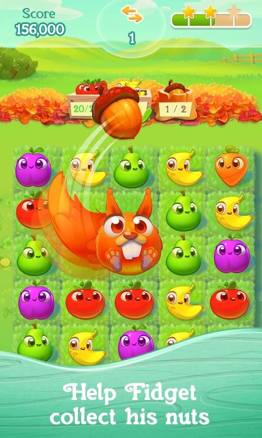 Screenshots of Farm Heroes Super Saga for iPhone