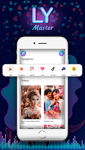 LY Master – Magical Lyrical Status Video Editor Apk Download For Android 1