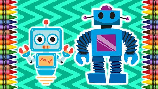 塗り絵ロボット