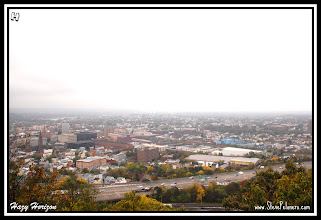 """Photo: A to Z  2011-10-14  Week 8 - Day 55  Friday's """"H""""  """"Horizon from Garret Mountain"""""""