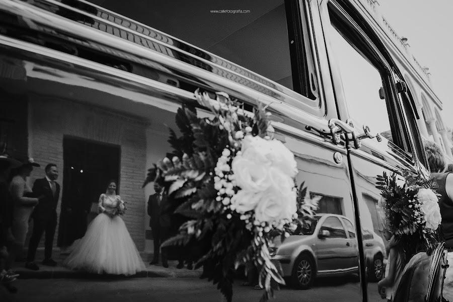 Fotógrafo de bodas Antonio Calle (callefotografia). Foto del 16.10.2017