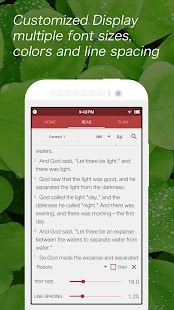 iDailybread - Bible- screenshot thumbnail
