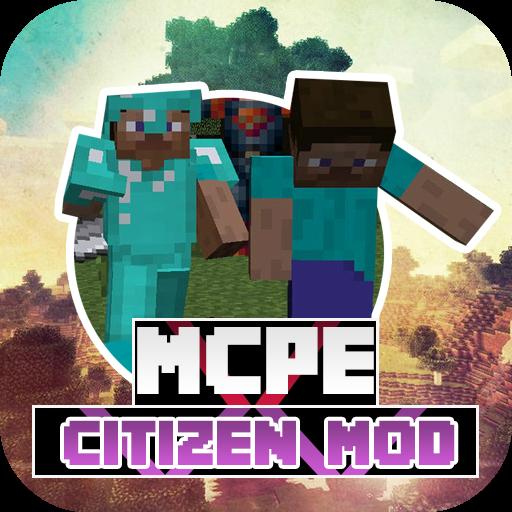 Citizen MOD For MCPE