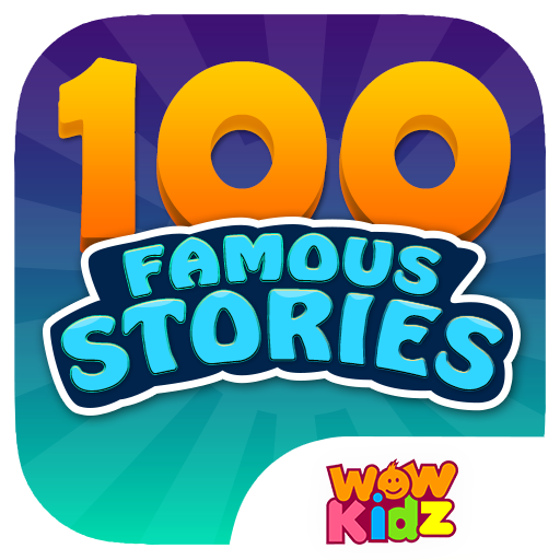 100 Famous English Stories Audio Ads Free