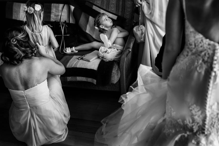 Bröllopsfotograf Marius Dragan (dragan). Foto av 27.09.2018