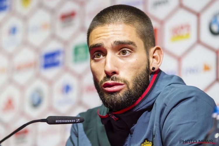 """Carrasco irrite ses partenaires? Simeone répond: """"Il fait tout pour l'équipe"""""""