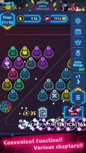 NeonMergeDefence 1.3.2 screenshots 8