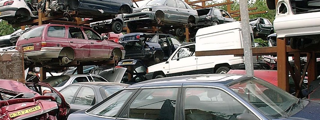 Car Recycling Preparation