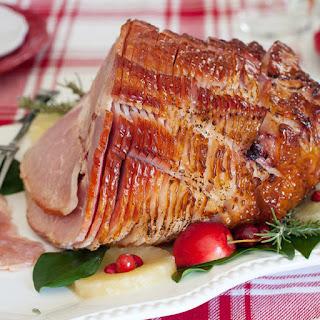 Easy & Delicious Holiday Ham