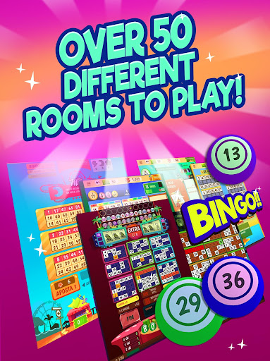 Praia Bingo - Bingo Games + Slot + Casino  screenshots 20