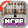 costume MODS For MCPocketE APK icon