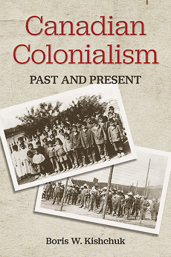 Canadian Colonialism cover