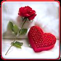 Sweet Romance Live Wallpaper icon