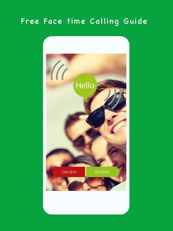 Guide To FaceTime Video Chat Free Apps screenshots