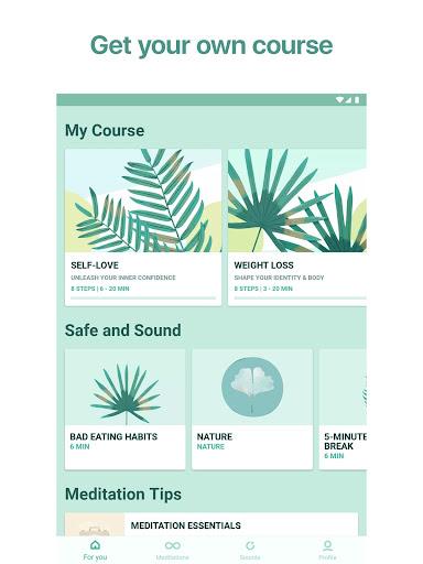 Meditation & Sounds by Verv 1.1 screenshots 8