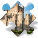 Castles Jigsaw Puzzles Free icon