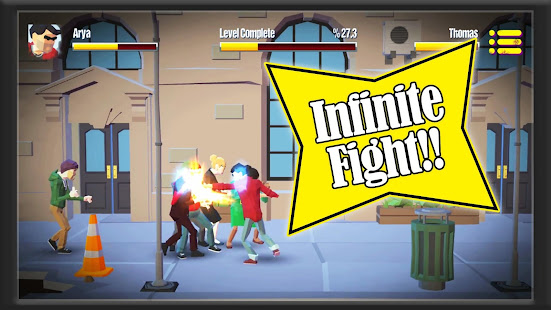 City Fighter vs Street Gang 11