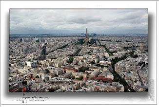 Foto: 2012 06 16 - P 167 E - Paris von oben 141