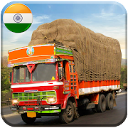 Indian Truck Driving Games 2018 Cargo Truck Driver