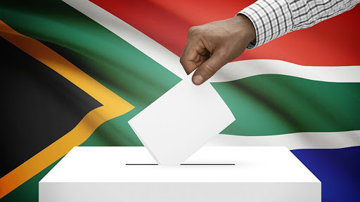 SA's general elections will be held on 8 May.